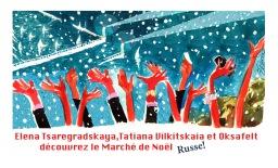 Our fist Marché de Noël  Russie/ Fecamp/Haute Normandie/France! 19/20 December/2015